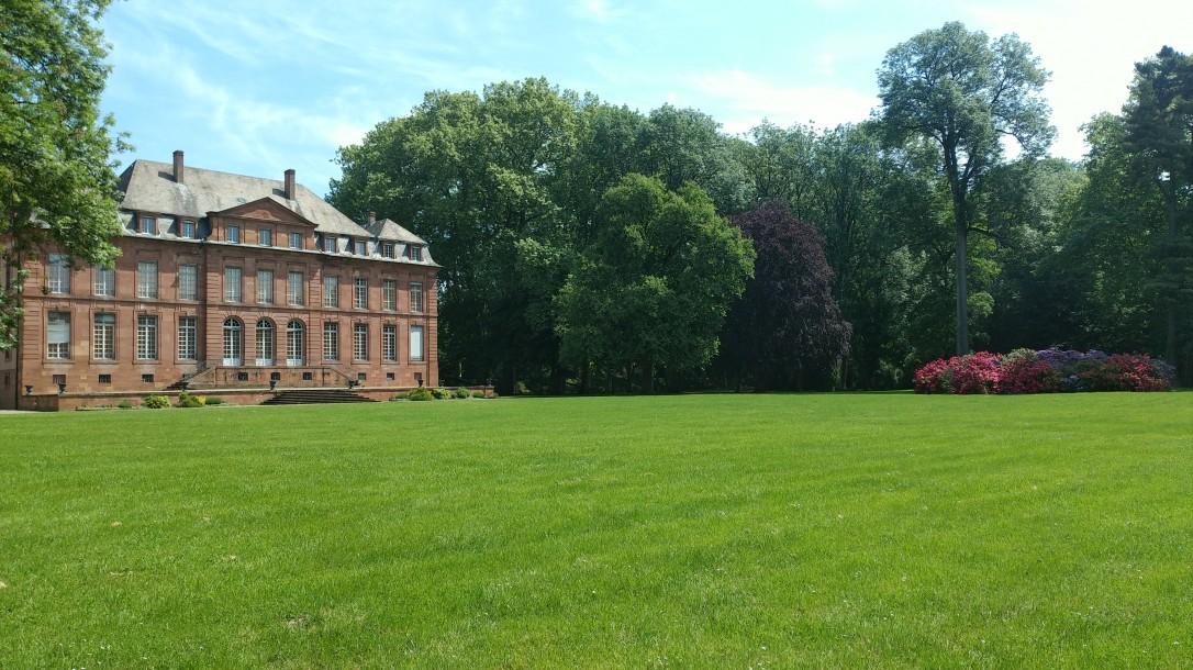 Chateau parc